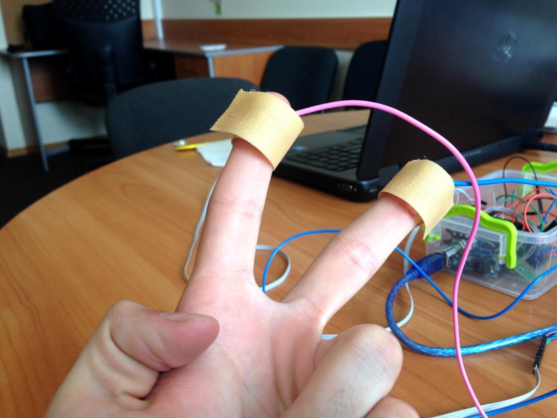 Prototyping Biosensors With Arduino Softserve Ecg Ekg Heart Rate Monitor Circuit Prototype Youtube
