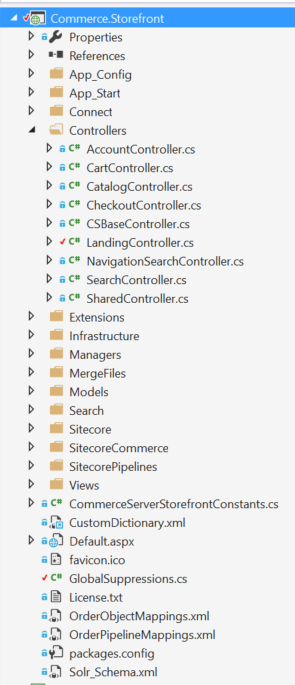 sitecore commerce series exploring reference storefront softserve